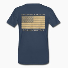 Operation Enduring Freedom Afghanistan T-Shirts