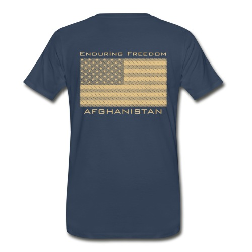 Patriot of Enduring Freedom - Men's Premium T-Shirt