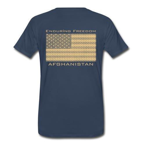 Patriot of Enduring Freedom - Men's Premium T-Shirt