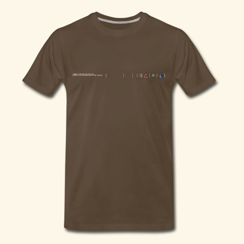 Choices (Free shirtcolor selection) - Men's Premium T-Shirt