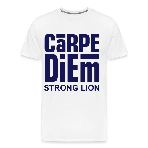 CARPE DIEM - Men's Premium T-Shirt