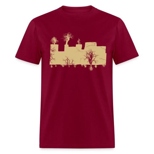 City Trees - Men's T-Shirt