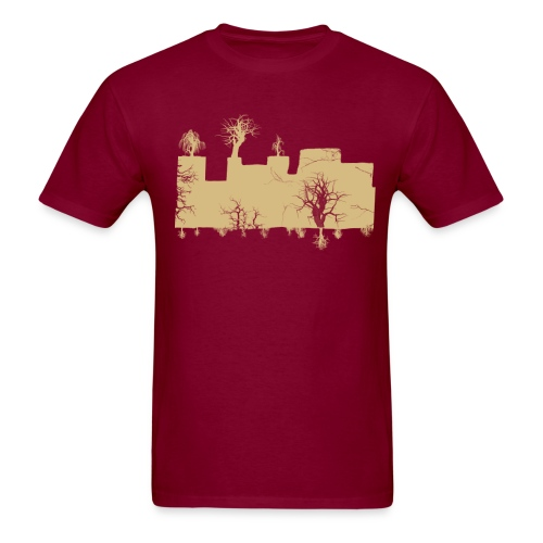 City Trees - Men's T-Shirt