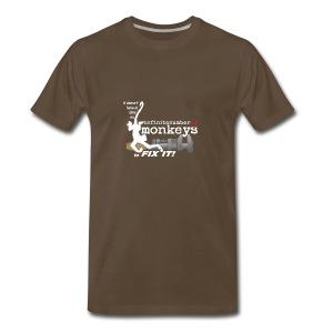 monkeywrench fix - Men's Premium T-Shirt