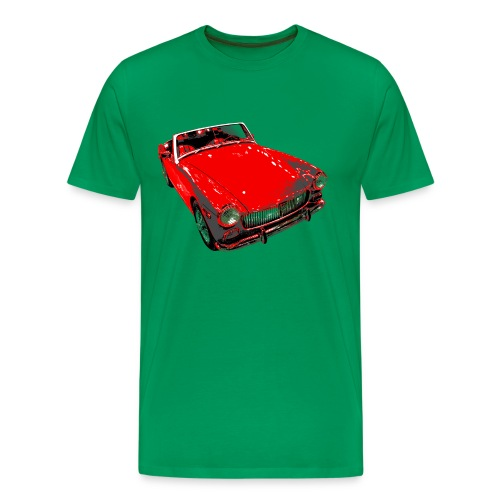 MG Midget - Men's Premium T-Shirt