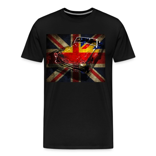 British Invasion - Men's Premium T-Shirt