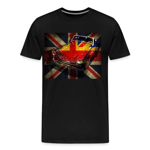 British Invasion - Men's Premium T-Shirt