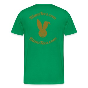 Tree Fuckers - Tree Huggers Satire – Men's T-Shirts - Men's Premium T-Shirt