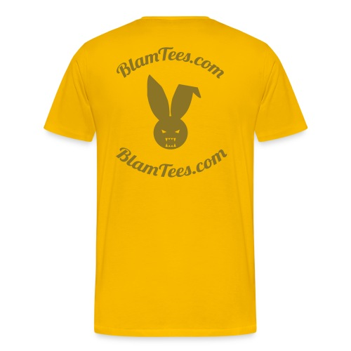 Tree Fuckers - Tree Huggers Satire – Men's T-Shirts - Men's Premium T-Shirt