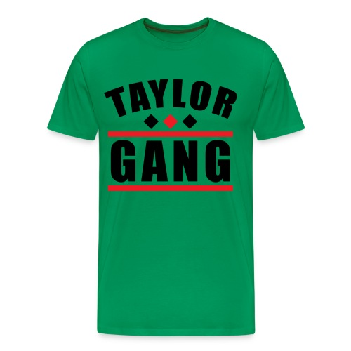 Taylor Gang - $WAGMERCH - Men's Premium T-Shirt