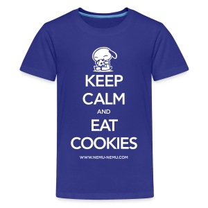 Eat Cookies Children's T-Shirt - Kids' Premium T-Shirt