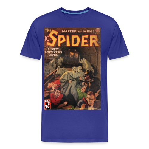 Spider March 1938 3XL/4XL - Men's Premium T-Shirt