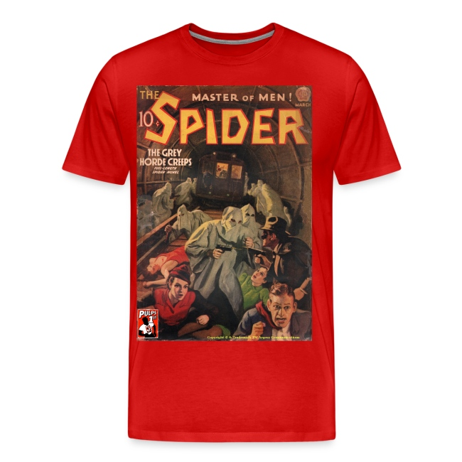Spider March 1938 3XL/4XL