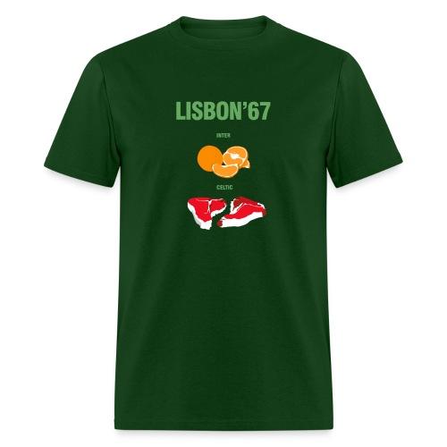 Halftime - Lisbon Legends - Men's T-Shirt