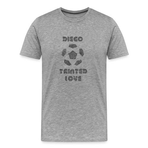 Tainted Love - Diego Maradona - Men's Premium T-Shirt