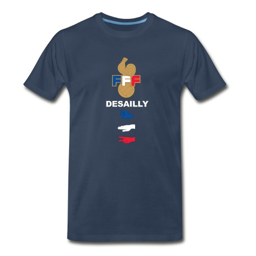 The Rock - Marcel Desailly - Men's Premium T-Shirt