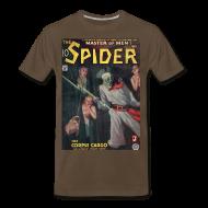 T-Shirts ~ Men's Premium T-Shirt ~ The Spider July 1934