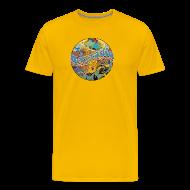T-Shirts ~ Men's Premium T-Shirt ~ 1969 mvyradio (front)