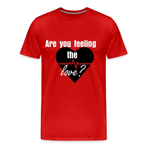 Love Tee - Men's Premium T-Shirt