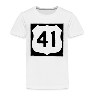 US Rte. 41 LSD - Toddler Premium T-Shirt