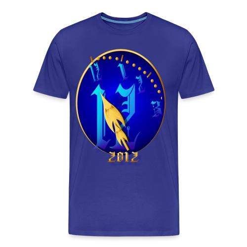 Striking 12 Midnight-2012 - Men's Premium T-Shirt