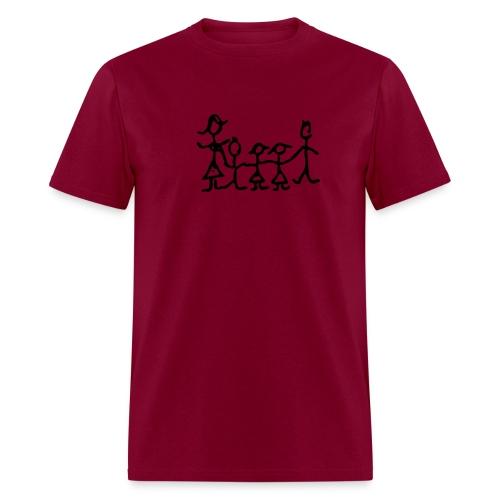 we are family - Men's T-Shirt