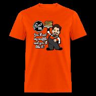 T-Shirts ~ Men's T-Shirt ~ Ron's Big Board
