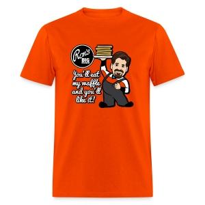 Ron's Big Board - Men's T-Shirt