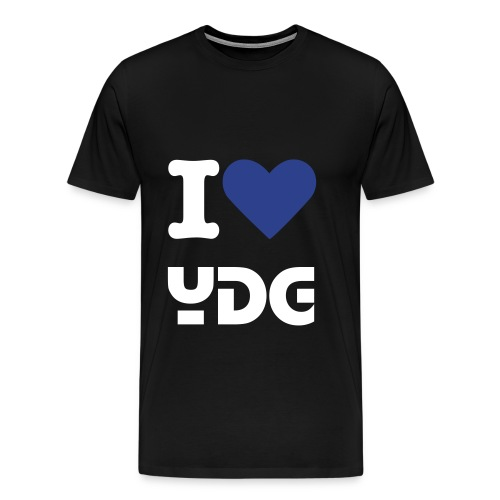 I love YDG - Men's Premium T-Shirt