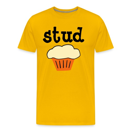 Stud Muffin - Men's Premium T-Shirt