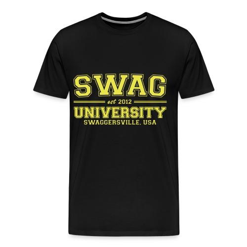 SWAG uni - Men's Premium T-Shirt