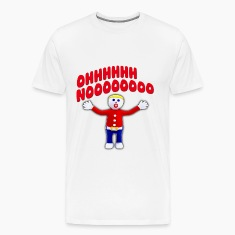 Mr. Bill Oh No T-Shirts