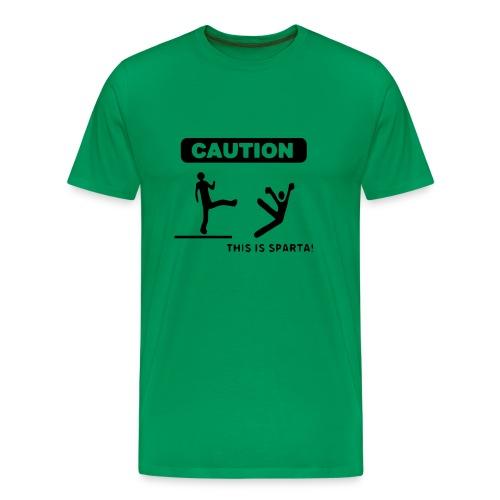 This is Sparta! - Men's Premium T-Shirt