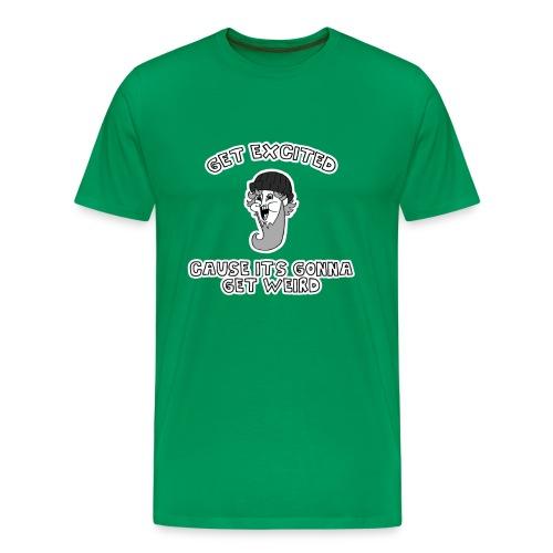 Colon Dwarf Shirt - Men's Premium T-Shirt