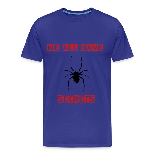 The Amazing Spider-Man Quote Tee - Men's Premium T-Shirt