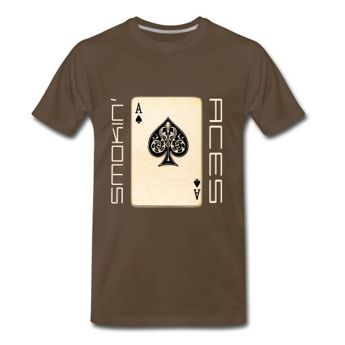 Smokin' Aces - Men's Premium T-Shirt