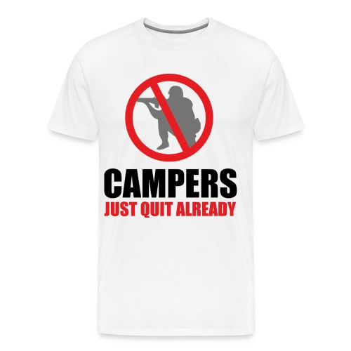 Campers - Men's Premium T-Shirt