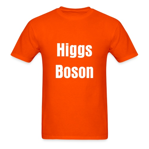 Higgs Boson women - Men's T-Shirt