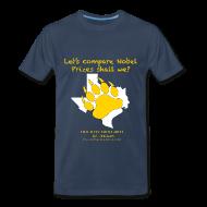T-Shirts ~ Men's Premium T-Shirt ~ Let's Compare Nobel Prizes, Shall We? -  Men's