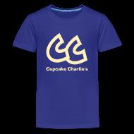 Kids' Shirts ~ Kids' Premium T-Shirt ~ CC Cupcake Charlie's Kids Tee
