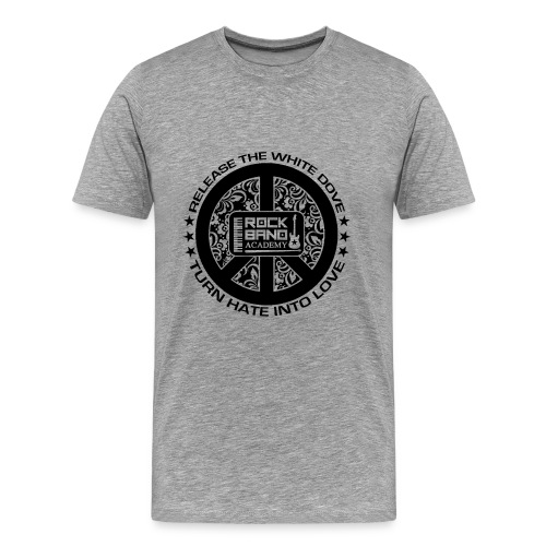 RBA Peace Song - Men's Premium T-Shirt