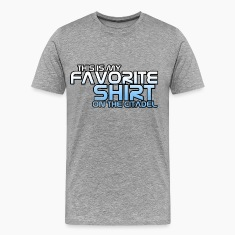 This is my Favorite Shirt on the Citadel T-Shirts