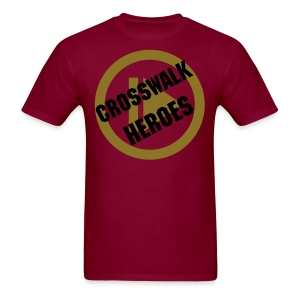 Play Crosswalk Heroes Male Tee - Men's T-Shirt