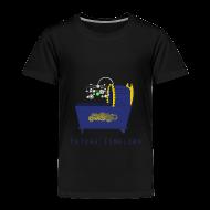 Baby & Toddler Shirts ~ Toddler Premium T-Shirt ~ Future Timelord