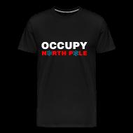 T-Shirts ~ Men's Premium T-Shirt ~ Occupy North Pole T-shirt