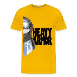 Full Armor Heavyweight T - Men's Premium T-Shirt