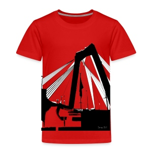 The Bridge - Toddler Premium T-Shirt