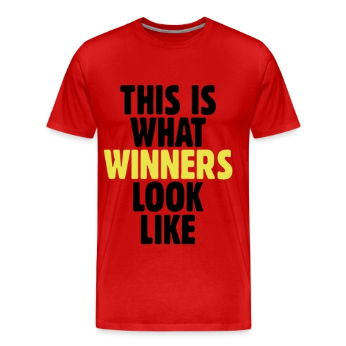 WINNER - Men's Premium T-Shirt