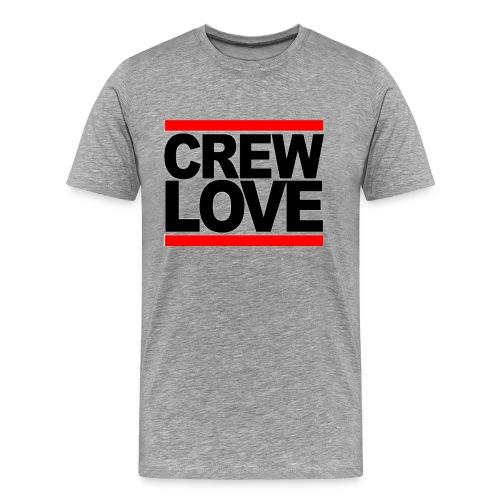 Crew Love tee - Men's Premium T-Shirt
