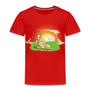 Australia VS New Zealand - Toddler Premium T-Shirt